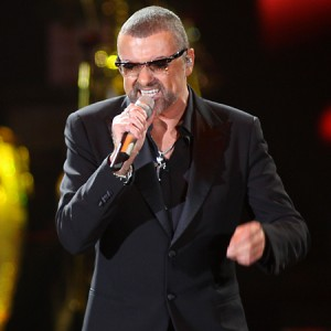 George Michael in concert at the Secc in Glasgow, Scotland, Britain - 23 Sep 2012